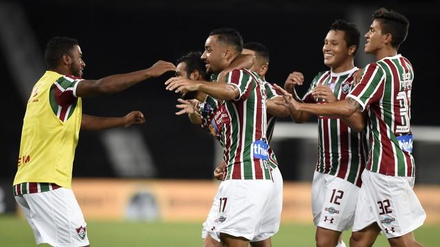 Fluminense x Salgueiro - Copa do Brasil 2018 - globoesporte.com 119eda414b9fc