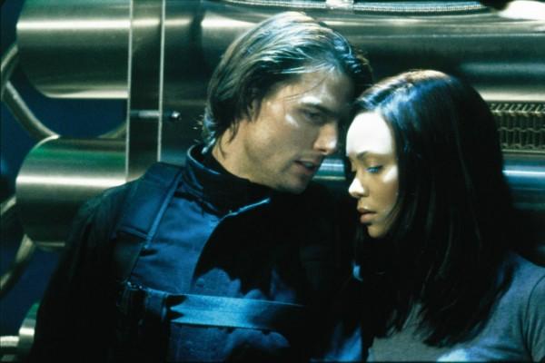 Tom Cruise e Thandie Newton (Foto: Divulgação)
