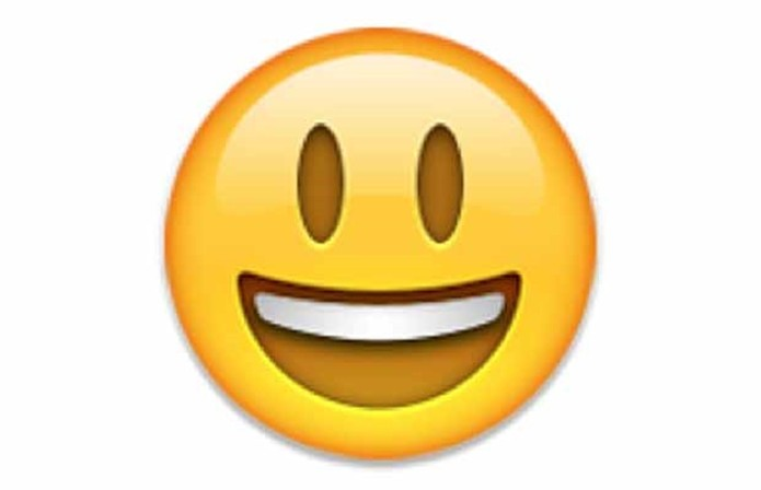 Emoji reúne emoticons, letras, números e símbolos divertidos (Foto: Reprodução) (Foto: Emoji reúne emoticons, letras, números e símbolos divertidos (Foto: Reprodução))