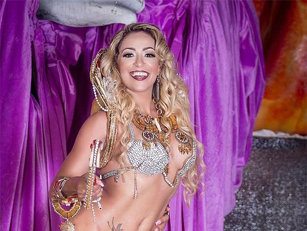 Alessandra Mattos (Foto: Daniel Pinheiro)