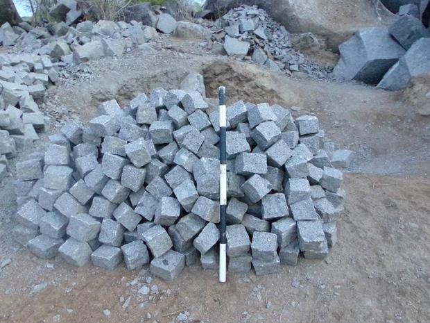 Realização de venda de pedras advindas de sítio arqueológico é considerada crime (Foto: Ascom/MP)
