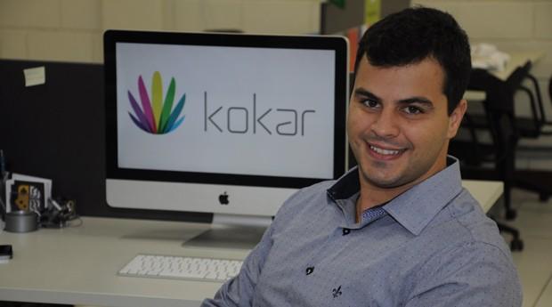 Giulliano Siviero, da Kokar (Foto: Divulgação)