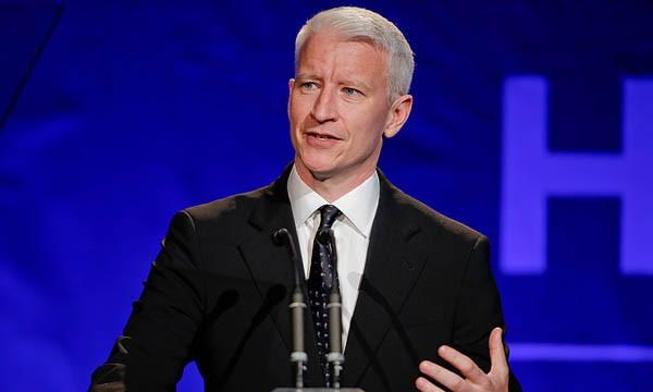 Anderson Cooper  (Foto: divulgação)