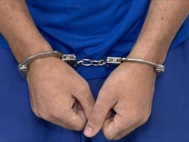 Dupla cometeu vários crimes no estado (Foto: Reprodução/ TV Gazeta)