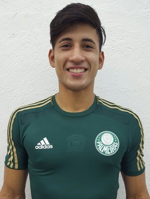 Bruno Camacho, Palmeiras, Grêmio Prudente (Foto: Grêmio Prudente / Cedida)