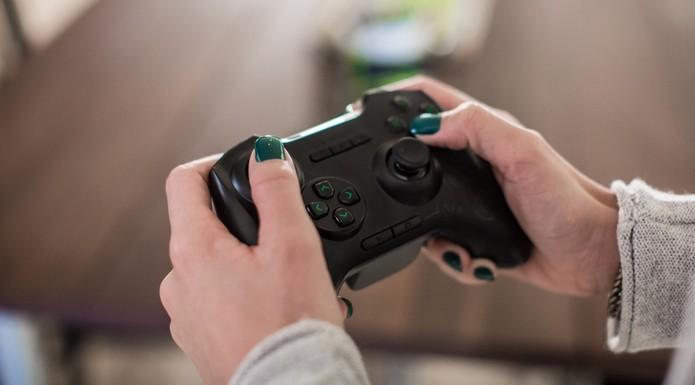 Razer Serval, um gamepad desenvolvido para Android (Foto: Divulgação/Razer)