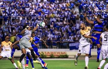 Goleiros mostram serviço e garantem empate entre CSA e Volta Redonda