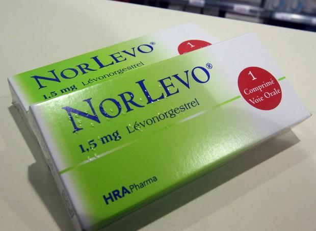 Pílula do dia seguinte Norlevo passará a ter aviso sobre ineficácia em mulheres com mais de 80 quilos.  (Foto: AP Photo/Remy de la Mauviniere)