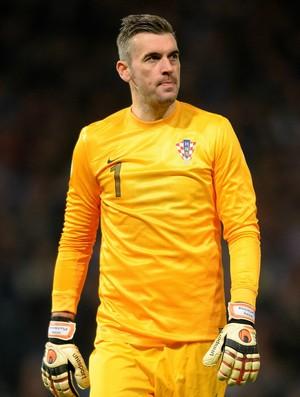 Stipe Pletikosa, Croácia Eliminatórias (Foto: Getty Images)