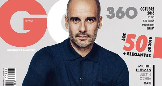 dia de modelo (Divulgação / Revista GQ Espanha)