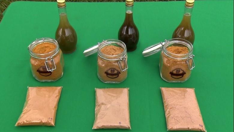 açúcar-mascavo-refinado (Foto: Reprodução/TV Globo)