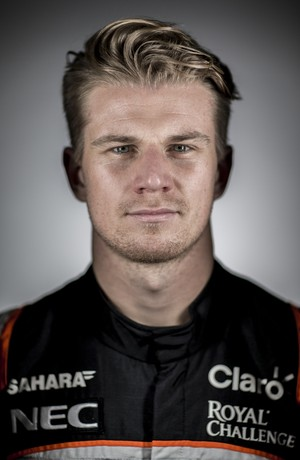 Nico Hulkenberg Foce India 2016 (Foto: Getty Images)