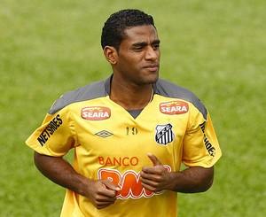 Rychely, do Santos (Foto: Ricardo Saibun / Santos FC)