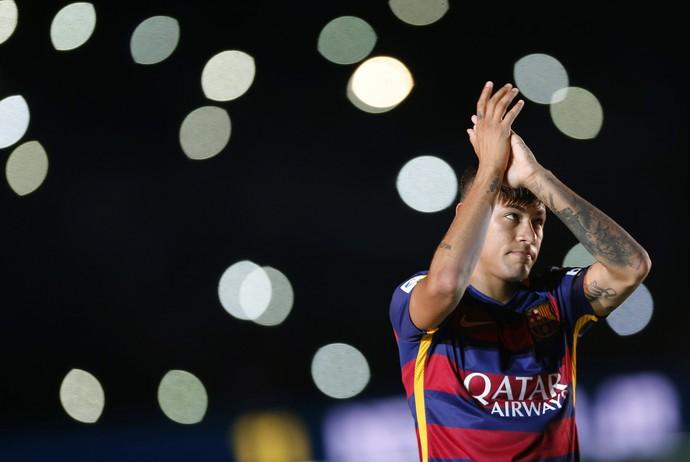 Neymar Barcelona Joan Gamper (Foto: EFE)