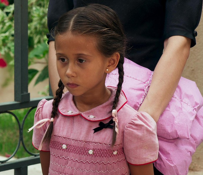 Alice vai morar na casa de Anastácia (Foto: TV Globo)
