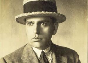 Oswald de Andrade, escritor modernista brasileiro (Foto: Divulgação)