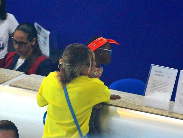 Titi Gagliasso e Giovanna Ewbank (Foto: Willian Oda)