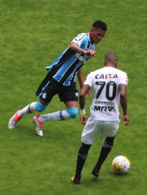 Maicosuel, meia do Atlético-MG (Foto: Dado Moura)