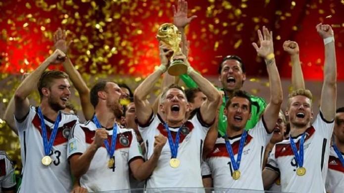 aa88172eff Alemanha vence a Argentina na Final da Copa Mundo de 2014 no Maracanã (Foto