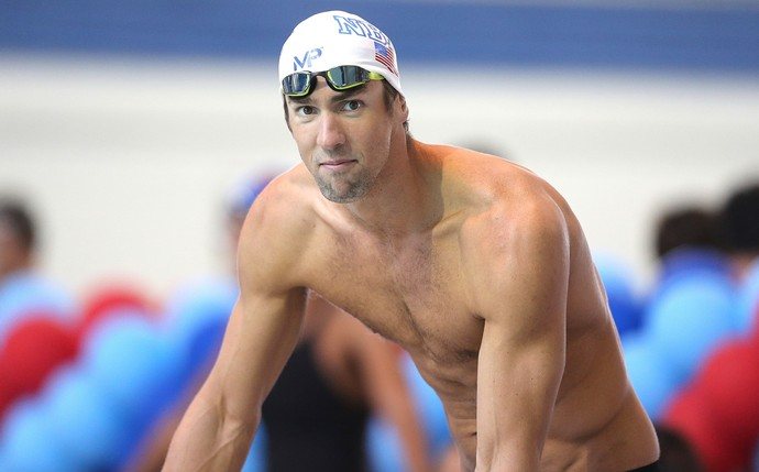 Michael Phelps (Foto: Alex Menendez / Getty Images)