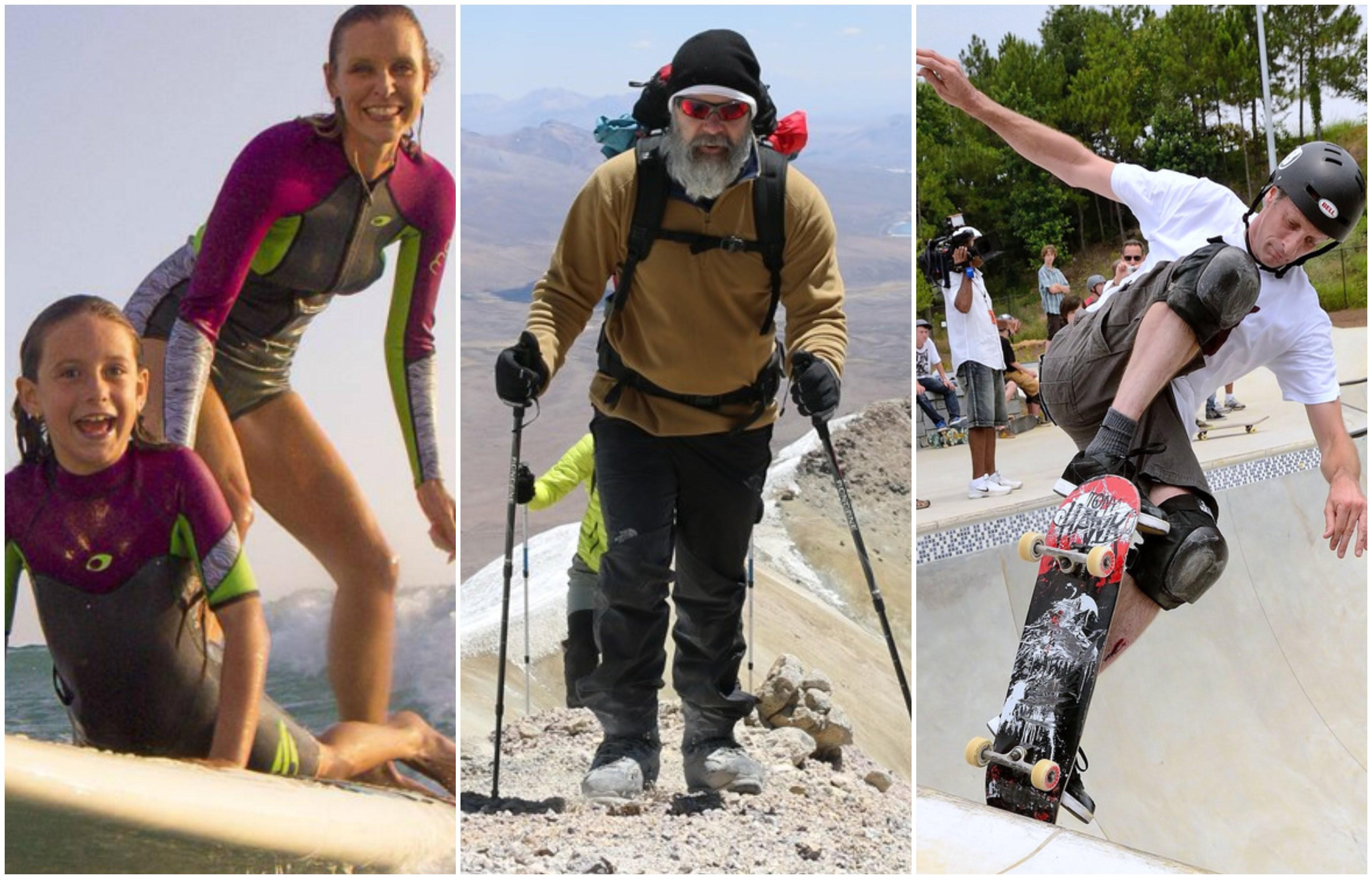 Tem Dia das Mes, especial de montanhismo, comemorao dos 50 anos de Tony Hawk e muito mais no maio do OFF e do OFF Play (Foto: Divulgao/Reproduo Internet)