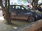 Homem é preso com carro roubado após perseguição em Ariquemes, RO