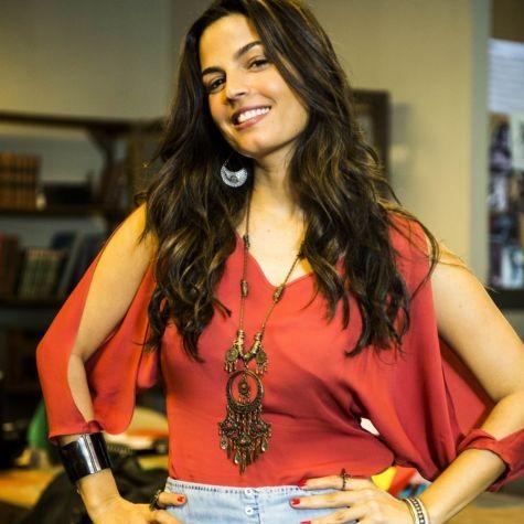Emanuelle Araújo é Dandara em 'Malhação' (Foto: TV GLOBO / João Miguel Júnior)