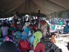 Milhares de pessoas ficam isoladas por enchentes no Malauí