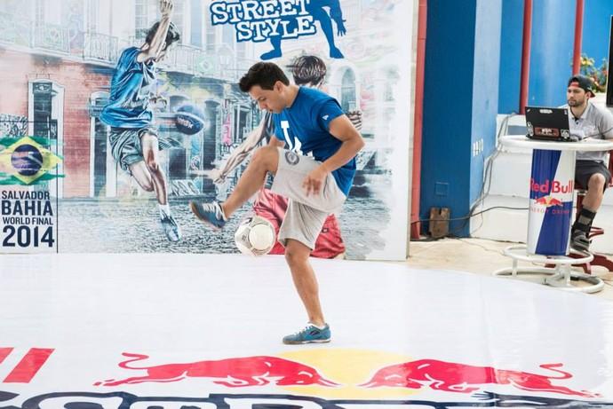 Diego Freestyle (Foto: Reprodução / Facebook)