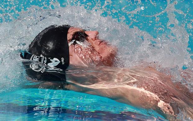 Daniel Orzechowski natação (Foto: Satiro Sodré/AGIF)