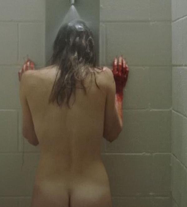 A atriz Jessica Biel em cena da série The Sinner (Foto: Reprodução)