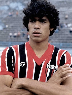 Raí foi revelado pelo Botafogo-SP (Foto: Divulgação/Site Oficial Raí)