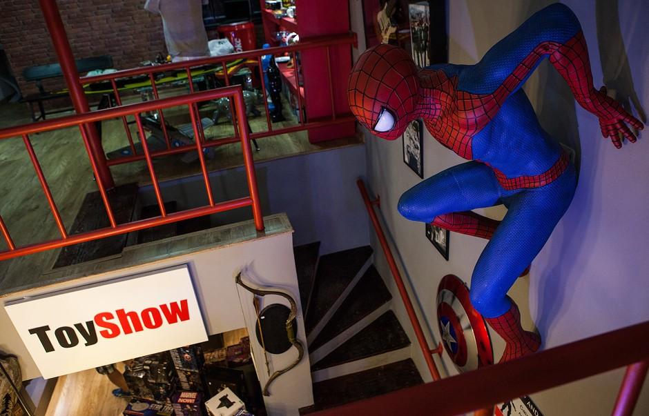 Loja da ToyShow em São Paulo. Empresa faturou R$ 4 milhões em 2015 (Foto: Divulgação)