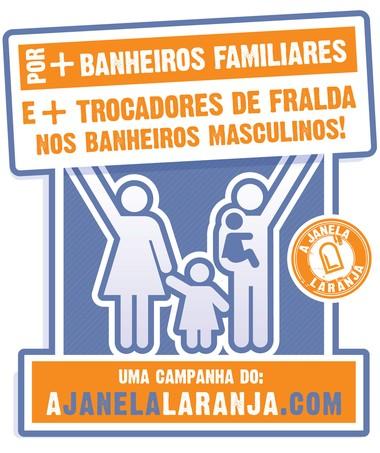 campanha trocadores (Foto: divulgação)