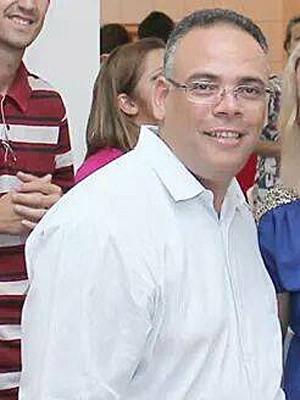 O pastor Alessandro Veloso Pires, que foi agredido em ônibus a caminho do DF (Foto: Patrick Lucas Pires/Arquivo Pessoal)