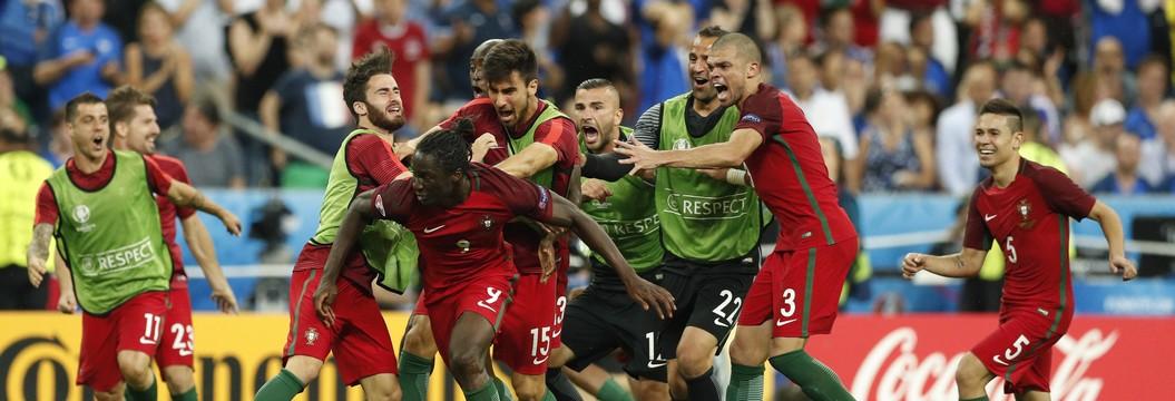 Veja os melhores momentos da vitória por 1 a 0 sobre a França na prorrogação (John Sibley / Reuters)