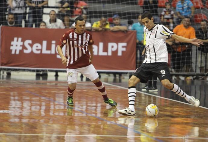 Corinthians Orlândia Liga Paulista de futsal  (Foto: Divulgação/Corinthians)