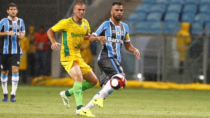 Grêmio x Ypiranga Gauchão Arena Maicon (Foto: Lucas Uebel/Grêmio/Divulgação)