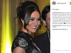 Marthina Brandt, atual Miss Brasil, lamenta morte de Fabiane Niclotti
