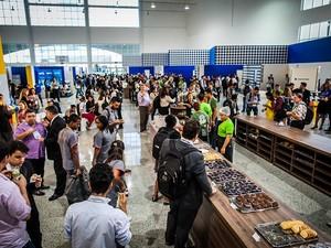 IGF 2015 reúne pessoas de várias nacionalidades em João Pessoa (Foto: Ricardo Matsukawa/ONU)