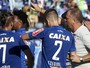 Inter TV exibe o jogo entre Volta Redonda e Cruzeiro pela Copa do Brasil
