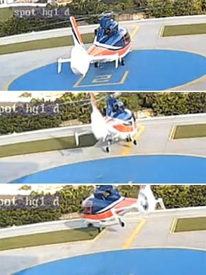 SP acidente helicóptero filho de Alckmin (Foto: Reprodução/TV Globo)