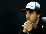 Alonso é liberado para etapa da China, mas passará por exames após treino