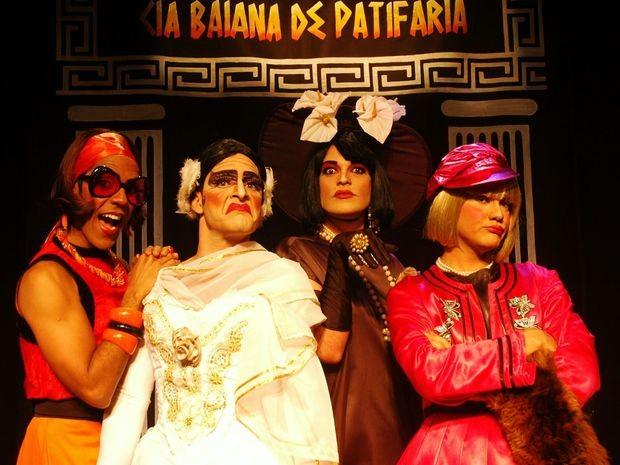 Espetáculo 'A Bofetada' está volta a Aracaju  (Foto: Divulgação)