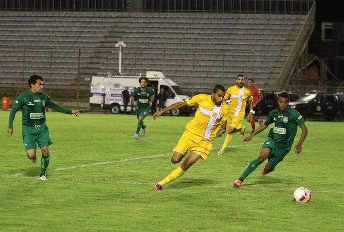 Brasiliense x Gama semifinal Candangão (Foto: Claudio Reis / Brasiliense FC)