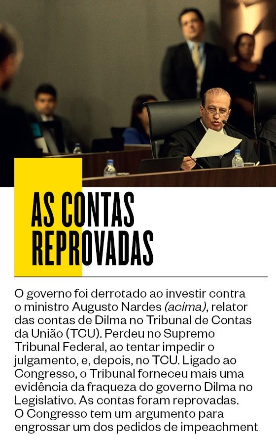 O ministro Augusto Nardes (Foto: Alan Marques/Folhapress)