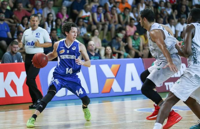 Bauru Basket x Pinheiros, NBB 9, Neto (Foto: Caio Casagrande / Bauru Basket)