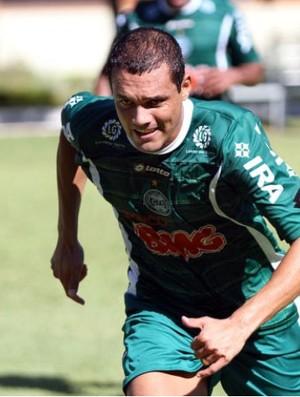 Marcel, atacante do Coritiba (Foto: Divulgação / Coritiba)