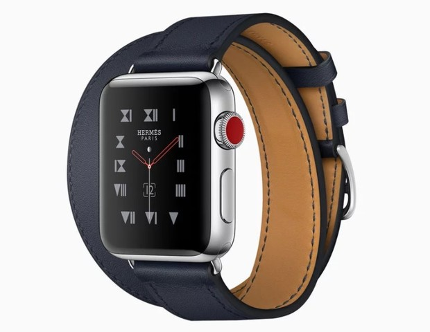 Hèrmes Apple Watch Series 3: Single Tour Rallye (Foto: reprodução)