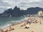 Fim de semana terá tempo instável e rajadas de vento no Rio